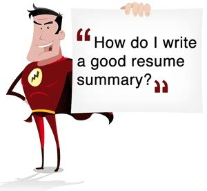Resume cover letter tips samples